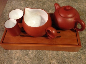 My Gongfu Tea Set