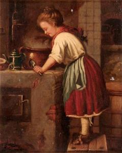 François_Moreau_La_jeune_cuisinière